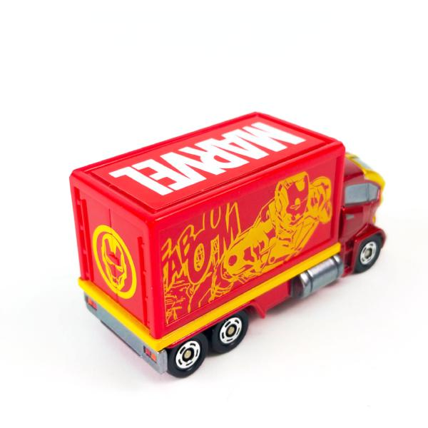 TOMICA MARVEL T.U.N.E MASKED CARRY IRON MAN