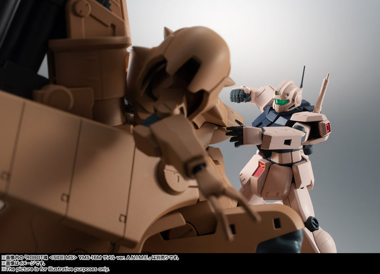 RS (Side MS) RGM-79C GM Type C Ver. Anime