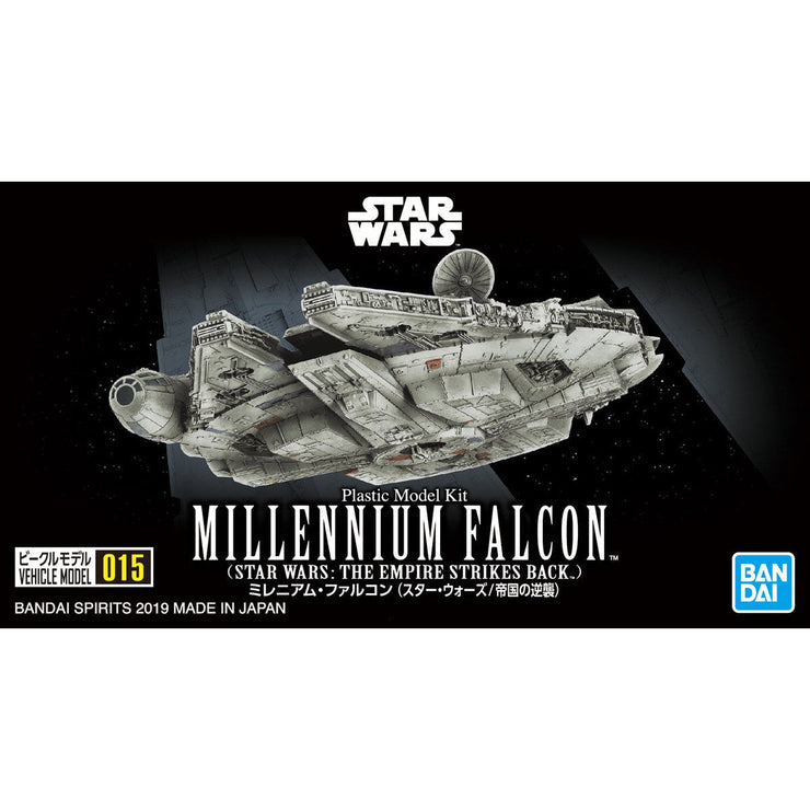 Vehicle Model 015 Millennium Falcon (The Empire Strikes Back)