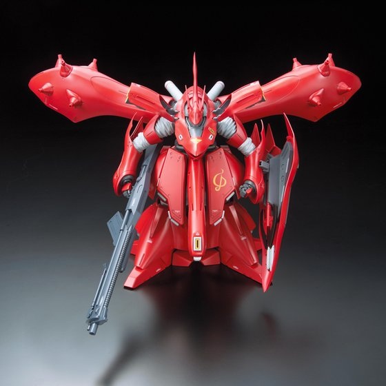 RE 1/100 MSN-04 II NIGHTINGALE