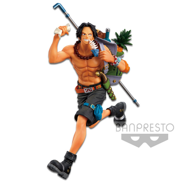 One Piece Three Brothers Figure (B: Portgas.D.Ace)