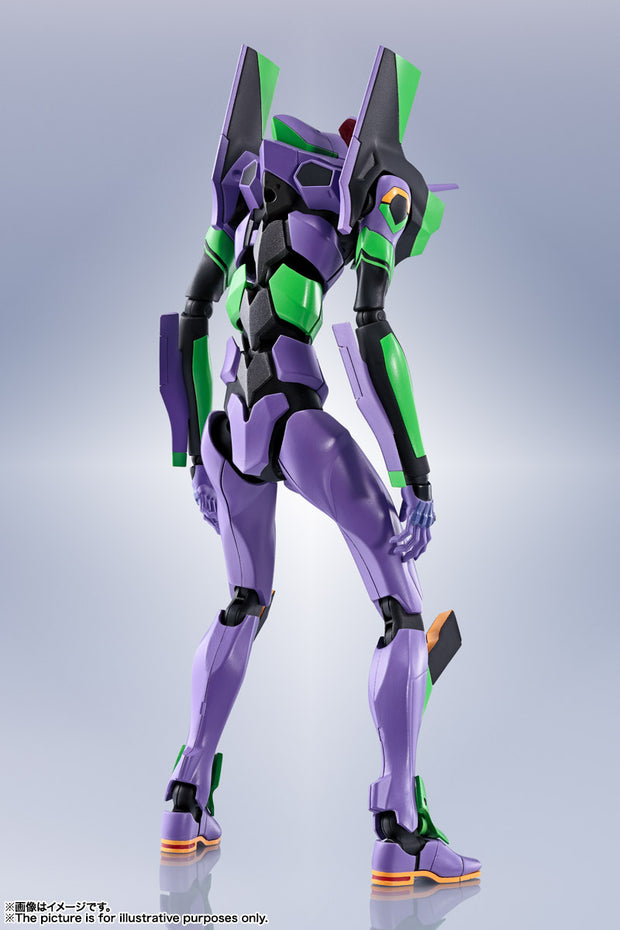 Robot Spirits (Side Eva) Evangelion-01 Test Type