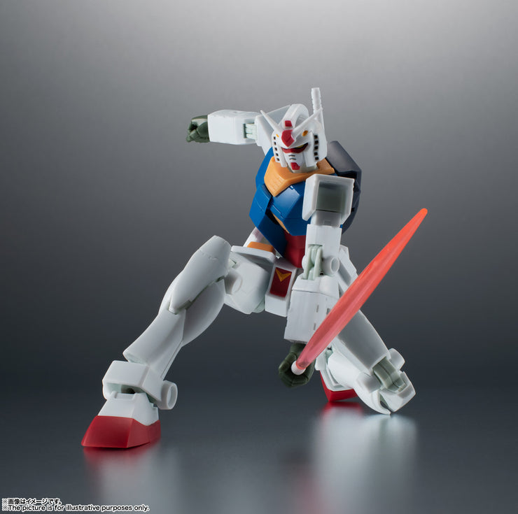 Robot Spirits (Side MS) Rx-78-2 Gundam Ver. Anime (Best Selection)