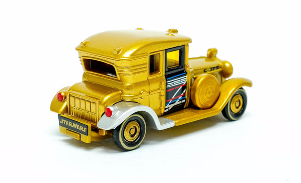 TOMICA STAR WARS SC-04 STAR CARS C-3PO CLASSIC CAR '17