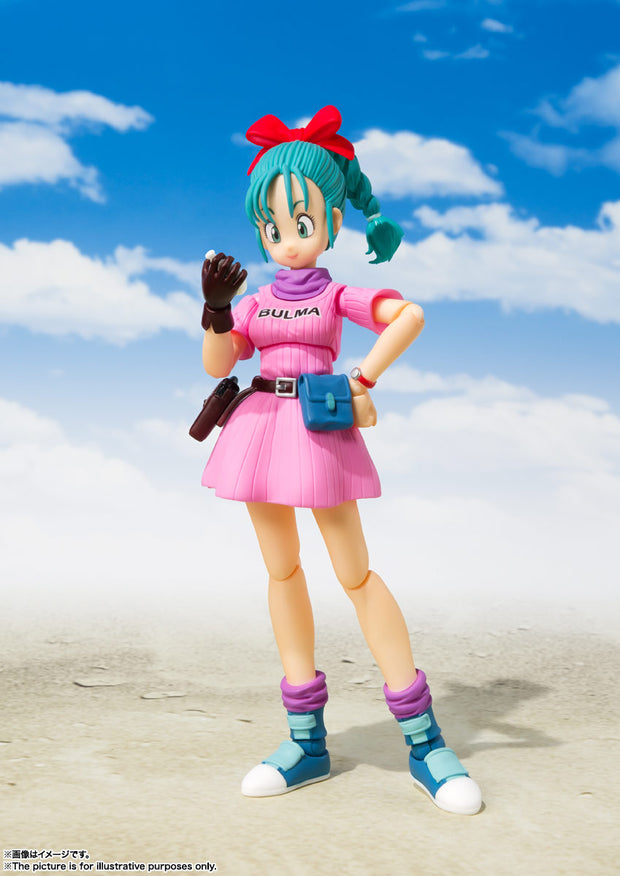SHF Bulma Adventure Begins