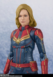 SHF Captain Marvel