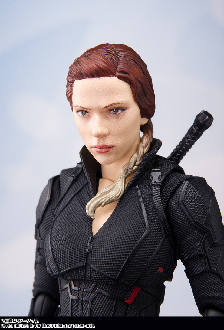 SHF Black Widow (Avengers: Endgame)