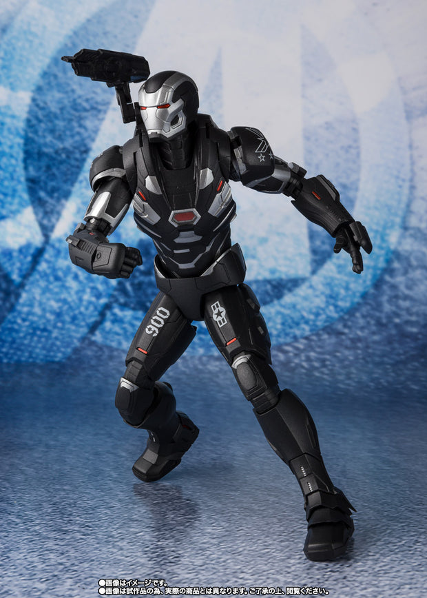 SHF War Machine MK 6 (Avengers: Endgame)