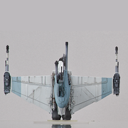 1/72 B-Wing Star Fighter (Limited Edition)