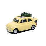 DREAM TOMICA LUPIN III FIAT 500