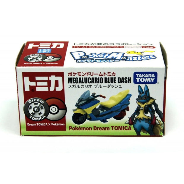 DREAM TOMICA POKEMON MEGA RUKARIO