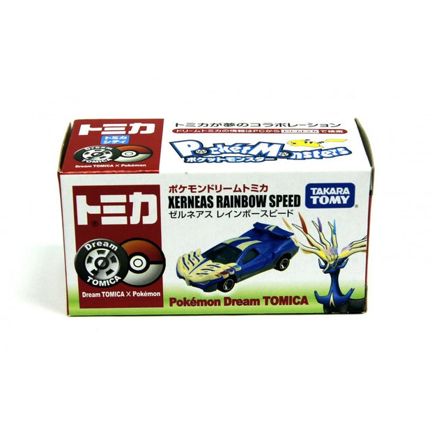 DREAM TOMICA POKEMON ZERUNEASU