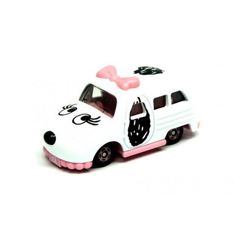 DREAM TOMICA SNOPPY SISTER BELLE