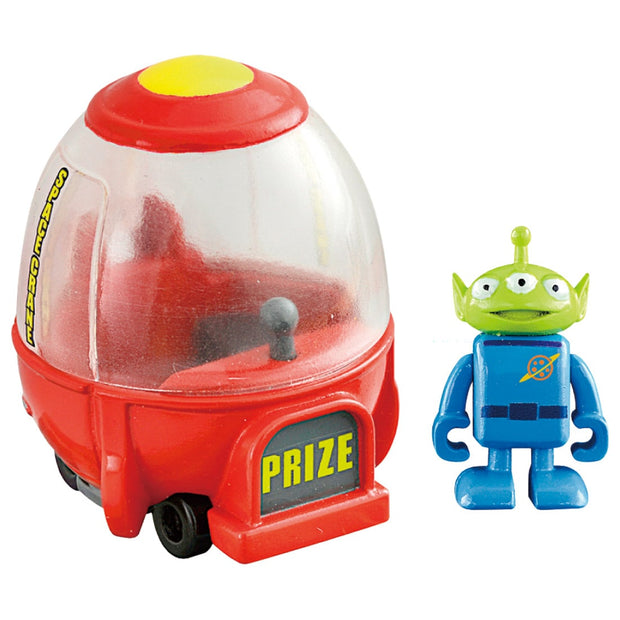 Tomica Toy Story Alien & Rocket