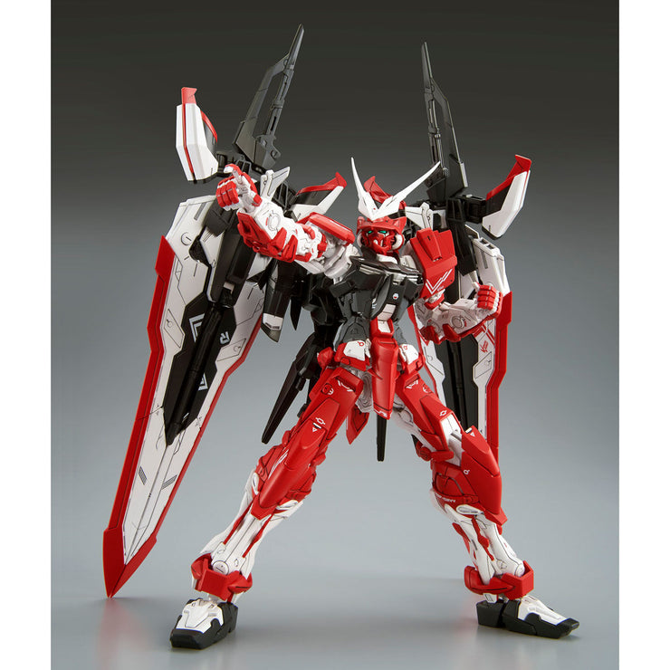 MG 1/100 Gundam Astray Turn Red