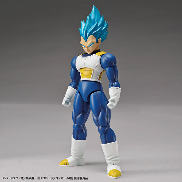 FIGURE-RISE SS GOD SUPER SAIYAN VEGETA (SPECIAL COLOR)