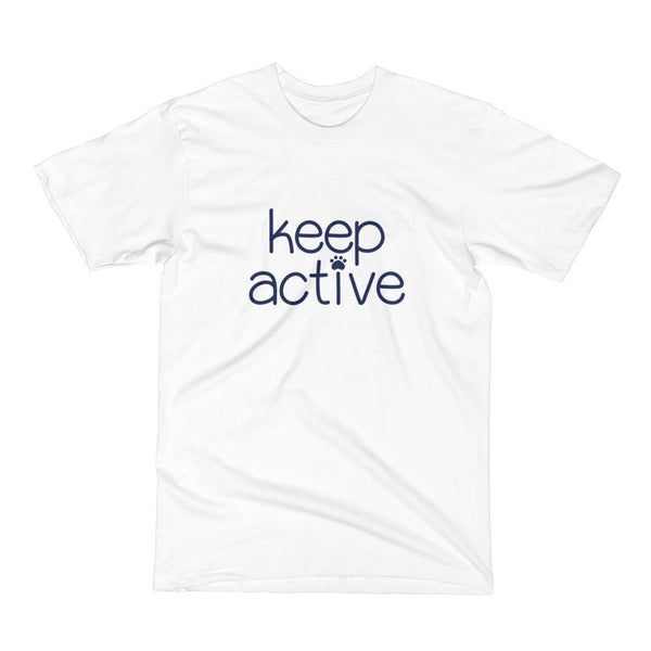 Keep Active Dog and Cat Short Sleeve T-Shirt