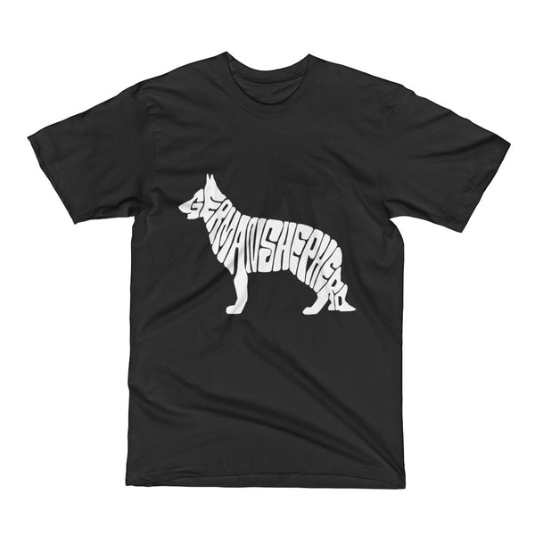 German Shepherd Dog Short Sleeve T-Shirt