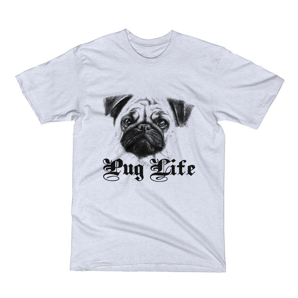 Pug Life Short Sleeve T-Shirt