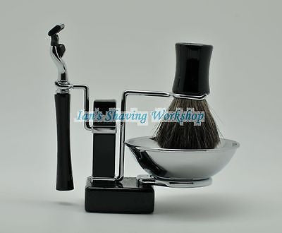 Shaving Set FS-S15 P1110 CrBK