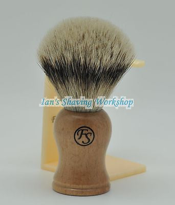 Silvertip Badger Hair Shaving Brush W02S
