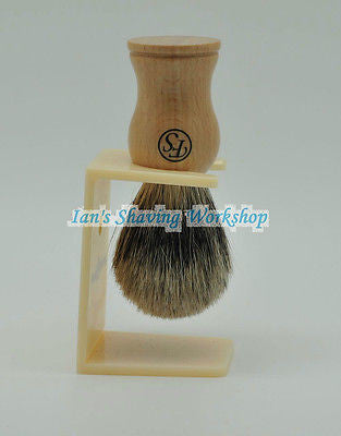 Pure Badger Hair Shaving Brush W01