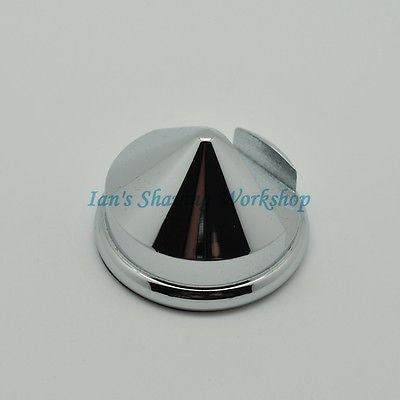 Solid Chrome Metal Anti Slip Razor Holder