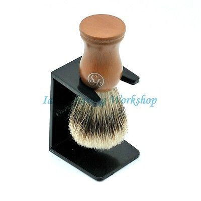 Rosewood Best Badger Shaving Brush BE20-CW