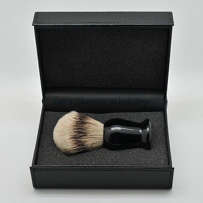 Silvertip Badger Hair Shaving Brush E10S 28MM