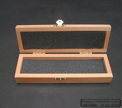 Beech Wood Razor Case