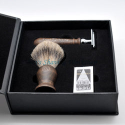 Shaving Brush Gift Set 2015005/004