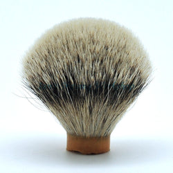 Density Best/Super Badger Hair Knot for Shaving Brush 18MM-38MM