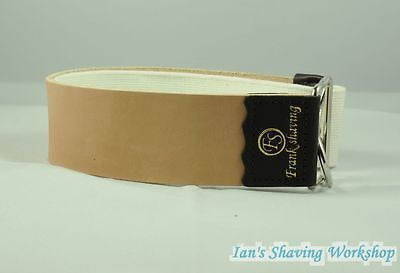 Leather Stright Razor Sharpening Belt #3