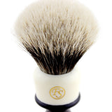 Finest Badger Hair Shaving Brush FI24-FB29