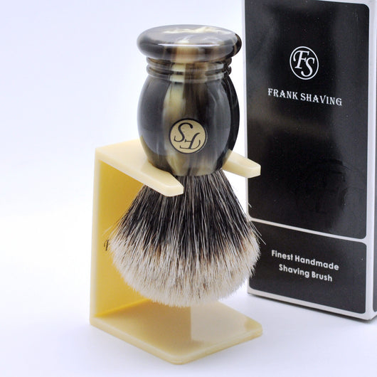 Finest Badger Hair Shaving Brush H22F 22MM