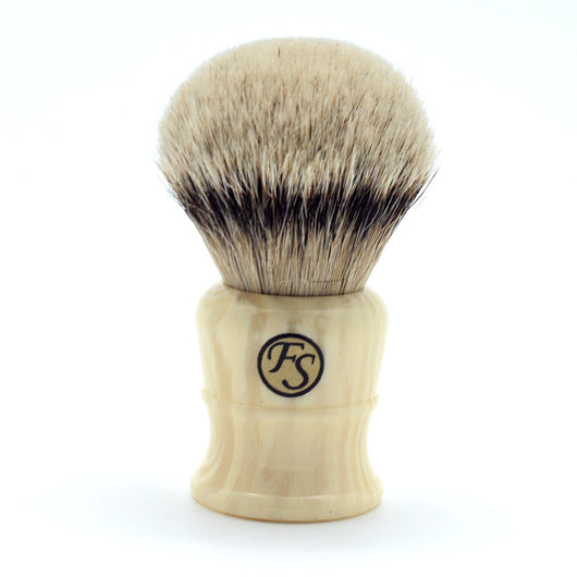 Silvertip Badger Hair Shaving Brush FI33-SI30 30MM Knot