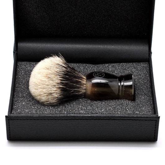 Finest Badger Hair Shaving Brush FI26-FH12