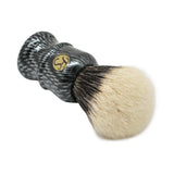 Finest Badger Hair Shaving Brush #26 Carbon Fiber
