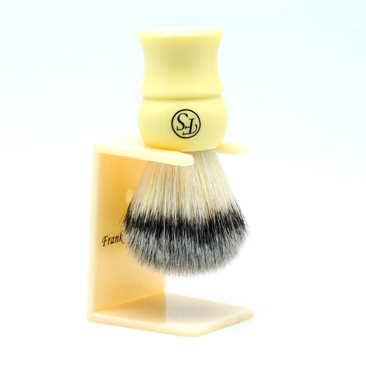Synthetic Fiber Shaving Brush I18