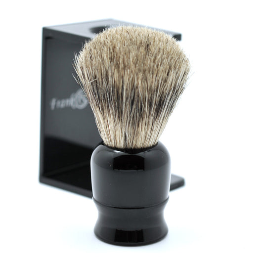 Mini Pure Badger Hair Shaving Brush E27P