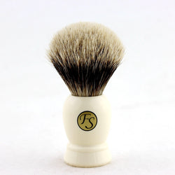 20MM PURE BADGER HAIR SHAVING BRUSH  PU20P-WH12