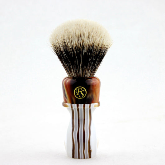 24MM 2 Band Finest Badger Hair Shaving Brush FI21-JK29