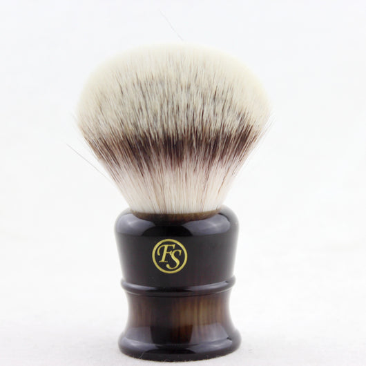 Frank Shaving G4 Fiber Hair Knot Shaving Brush 28MM Knot