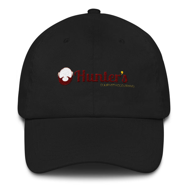 ZGear Hunter's Gourmet Food Brand Dad hat