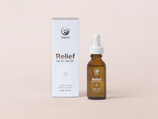 RELIEF Pet Tincture 250mg