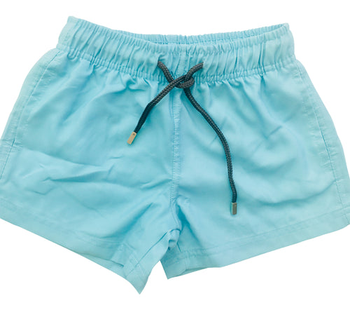 Boys Floral Pocket Shorts
