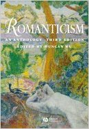 Romanticism: An Anthology. Third Edition
