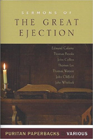 Sermons of The Great Ejection (Puritan Paperbacks)