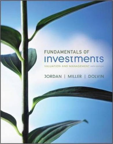 Fundamentals of Investments