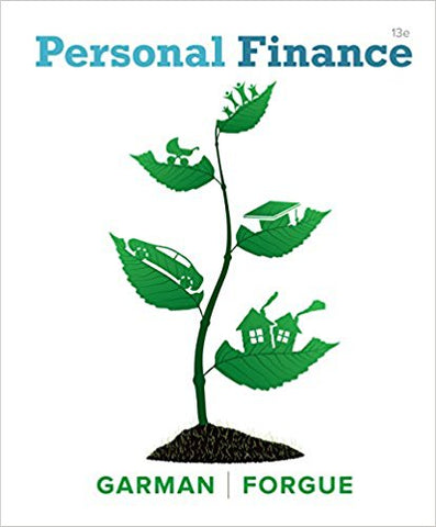 Personal Finance 13th Edition